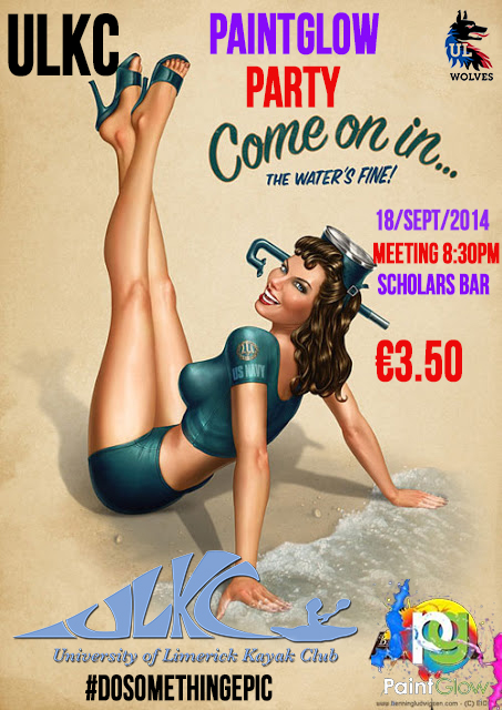 Fresher's Night Out Tonight! – 18th Sept 2014